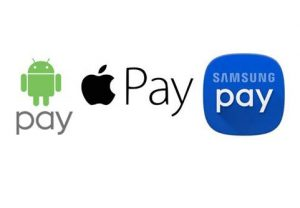 Apple Pay - Android Pay