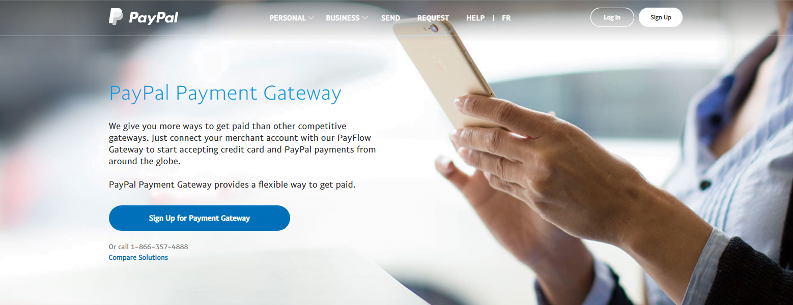 PayPal Payment - Payment Gateway Providers