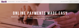 Skrill - Payment Gateway Providers
