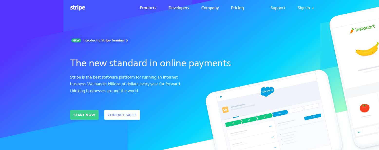 Stripe - Payment Gateway Providers