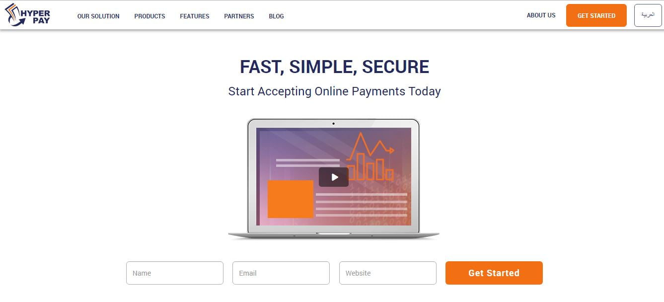 hyperpay payment gateway