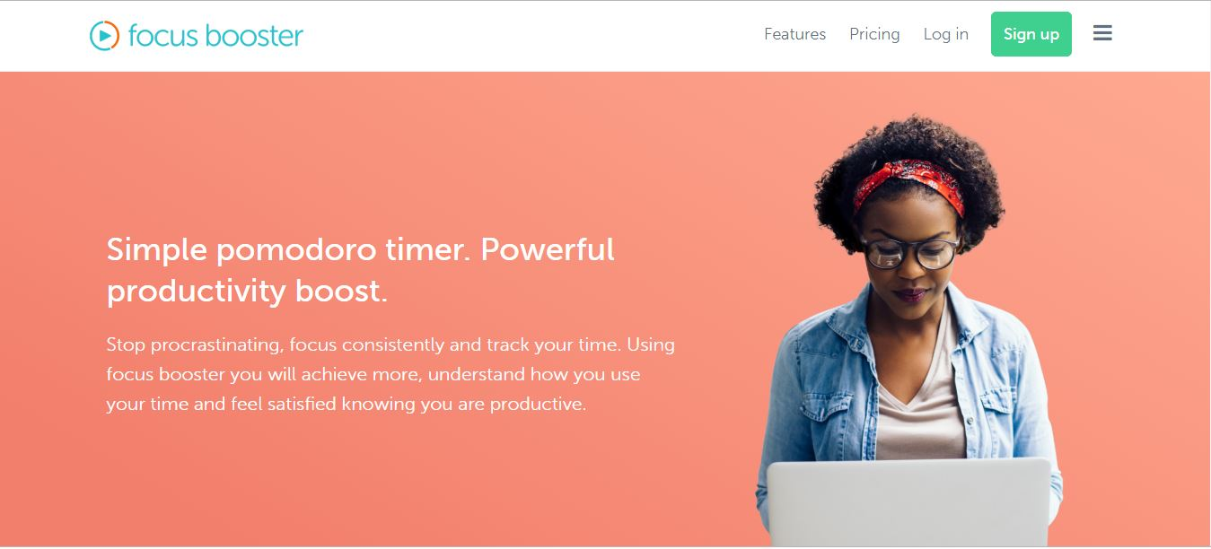 focus booster Time Management ِApps