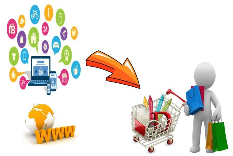 How E-commerce changes business?
